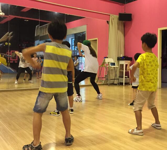 襄阳街舞培训课程