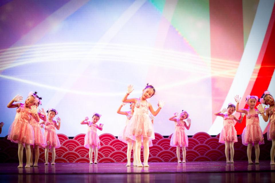 中国舞蹈家协会考级教程初级阶段(1-3)级(启蒙)
