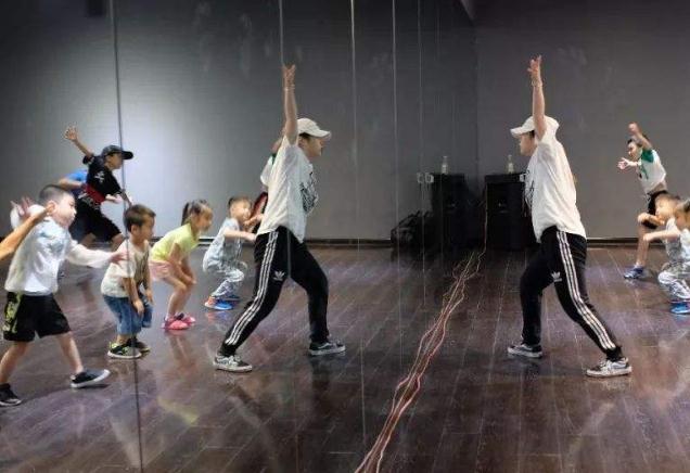 襄陽少兒舞蹈培訓