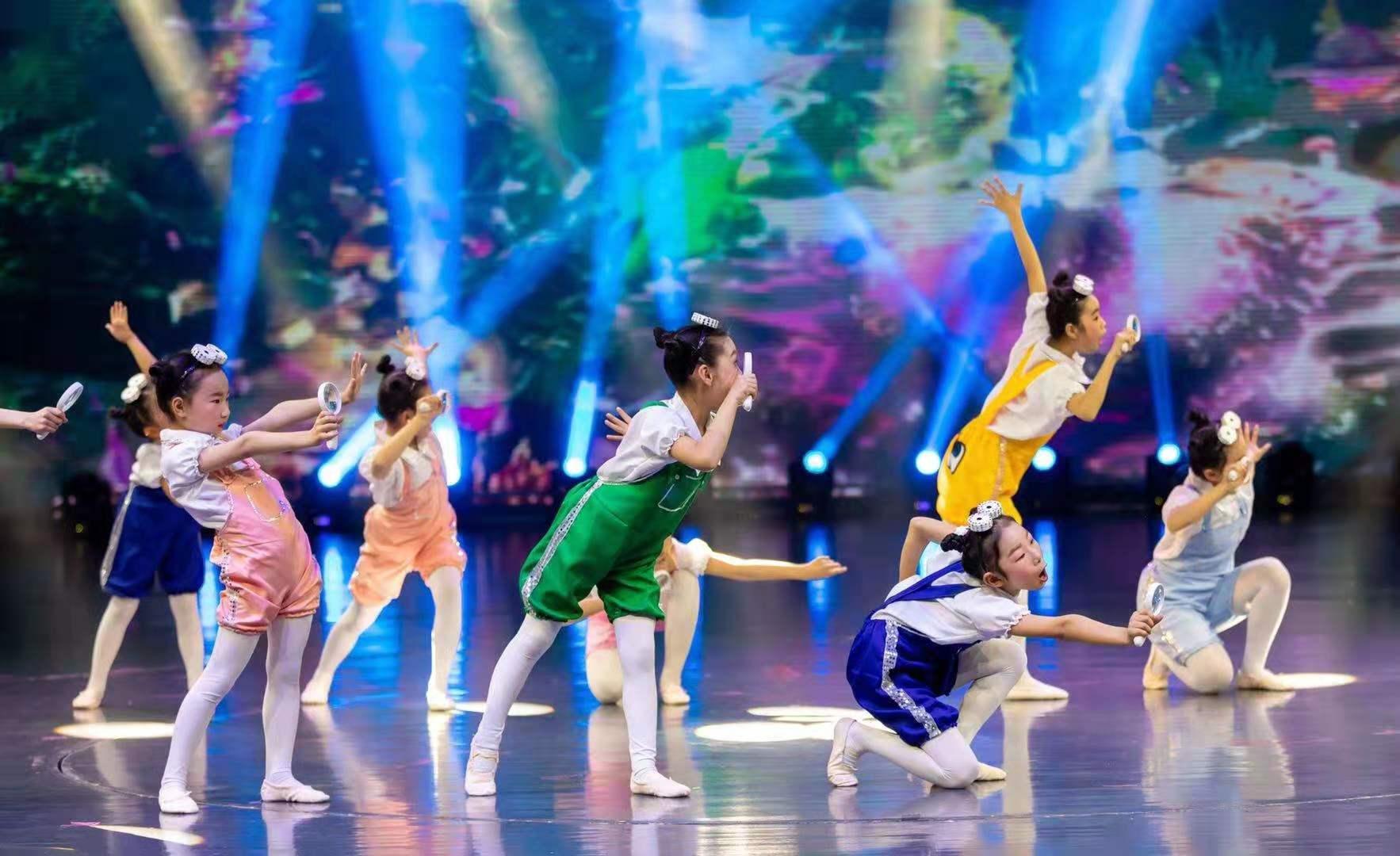 群舞《那是啥》★上海之行