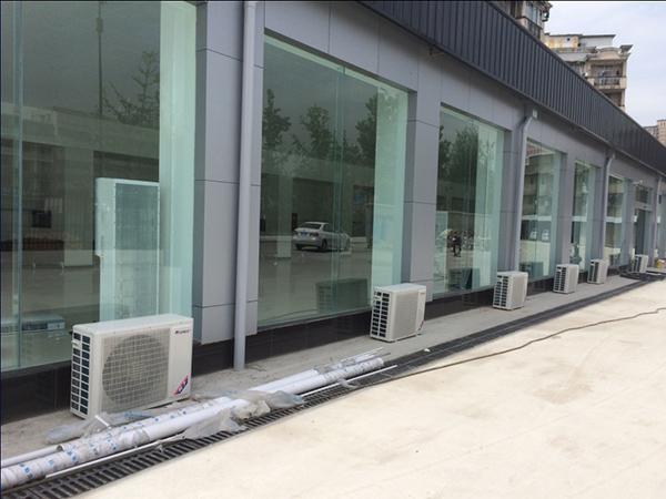 格力中央空调安装成功案例
