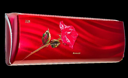 德阳分体空调:挂式(玫瑰)