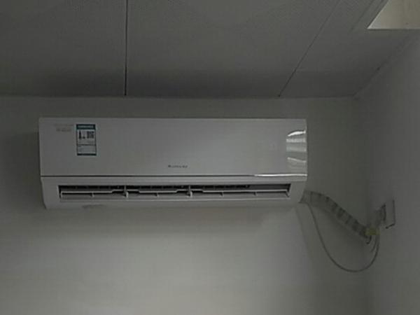 四川格力分体变频空调安装成功案例