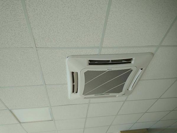 四川格力中央空调安装成功案例