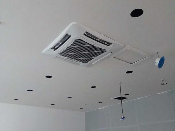 成都格力商用中央空调安装成功案例