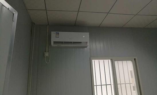 成都格力家用分体空调(中铁十二局)