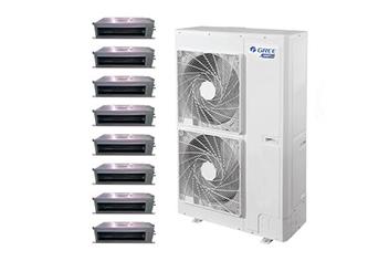 格力家用中央空调使用耗电量大?