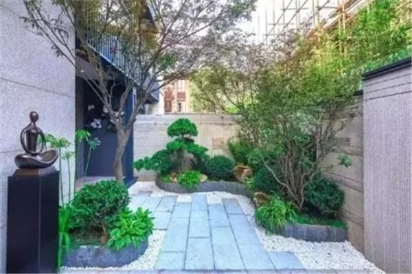 成都私家花园制作案例