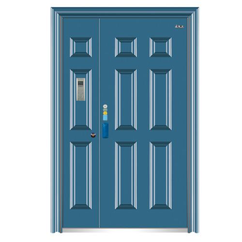 新疆防盗门怎么安装