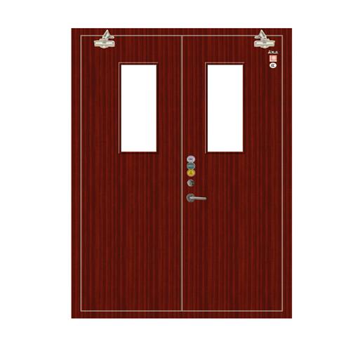 LH-1829   钢木质双扇带玻璃vwin德赢 app下载
