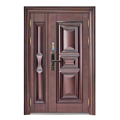 真紫铜新疆防盗门