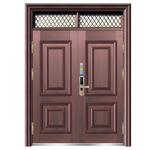 真紫铜-新疆防盗门