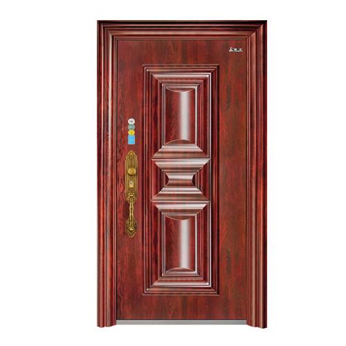 古橡木新疆防盗门
