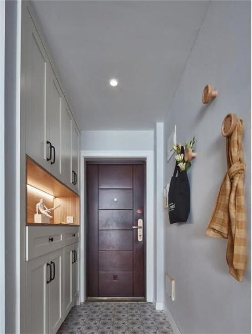 入户门厅装修注意事项,实用经验分享,避免踩坑!
