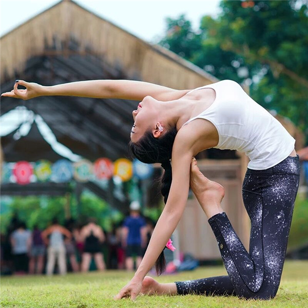 西安瑜伽教练培训价格
