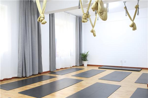 西安瑜伽教练培训机构环境