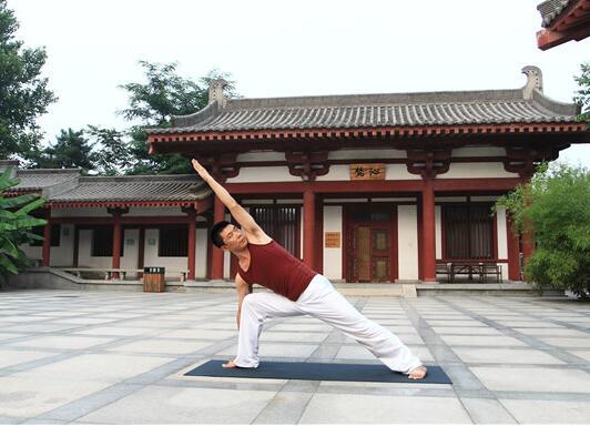 西安瑜伽培训机构