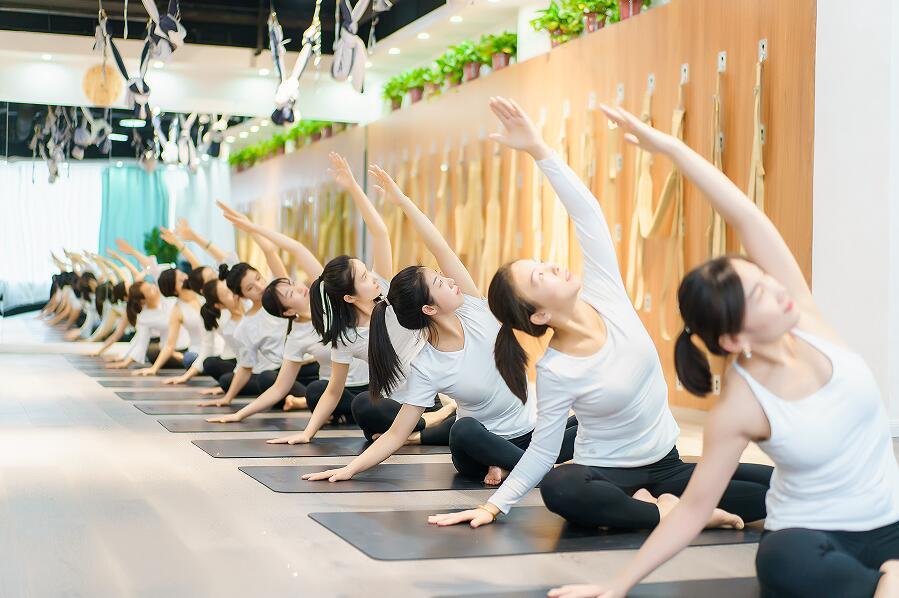 西安瑜伽提升工作坊
