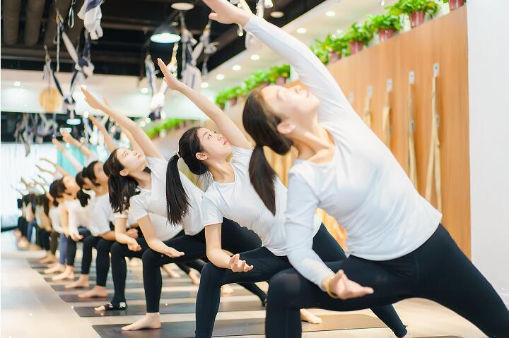 西安瑜伽教练培训认真负责,服务周到