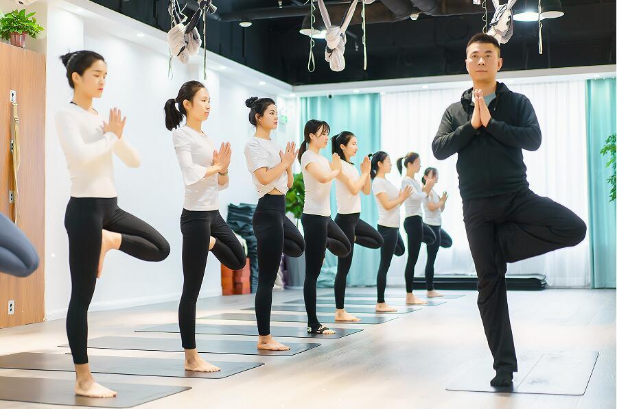 西安瑜伽培训经验丰富,值得选择