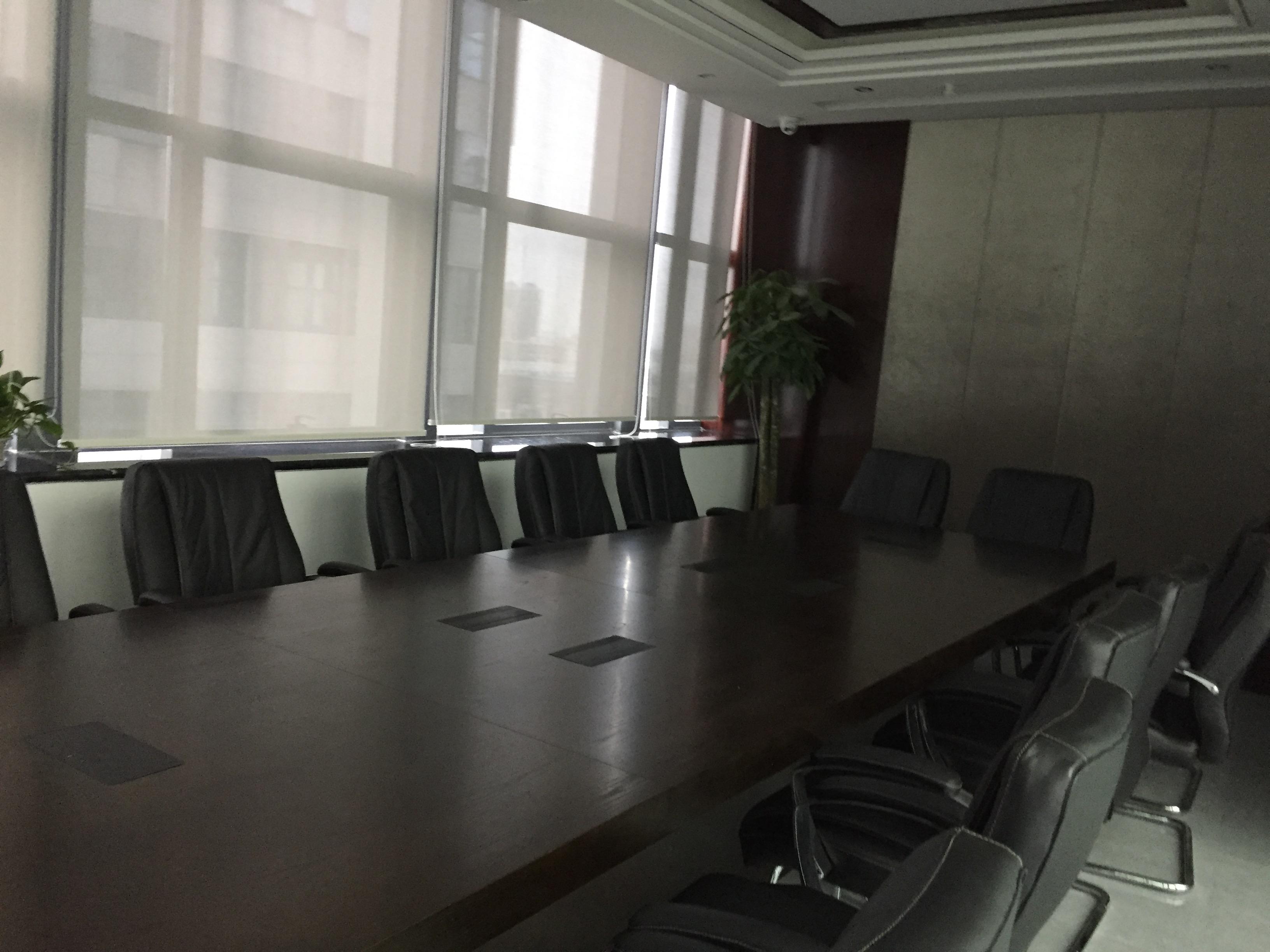 聚合诚会议室