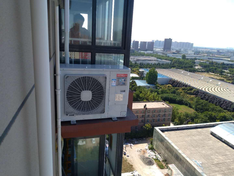 陕西新风系统安装图