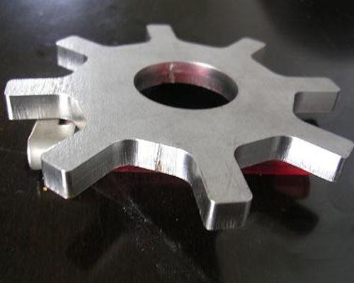 金属切割加工
