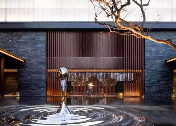 關于四川不銹鋼雕塑拋光的知識點你了解多少?