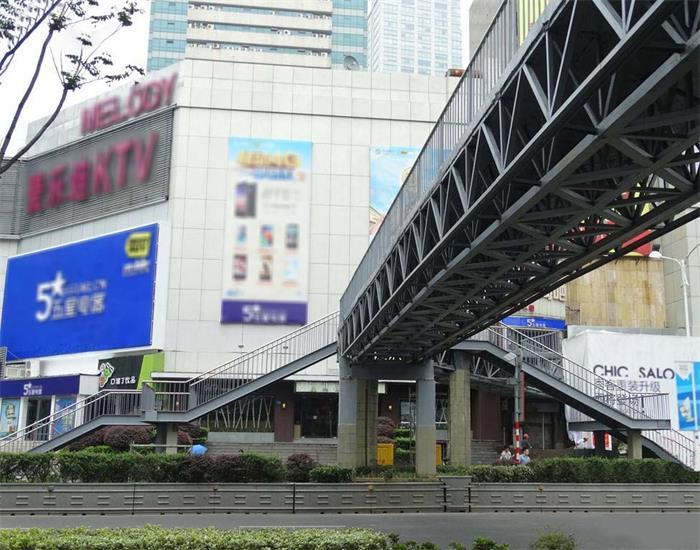 湖北市政工程厂家-天桥