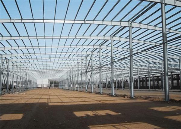 湖北钢结构工程定制