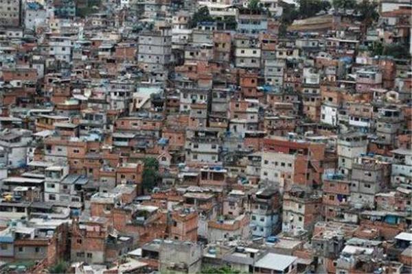 城市贫民窟