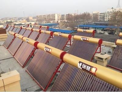太阳能热水器多少钱