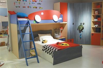 遵义星月办公家具教你如何选择儿童家具