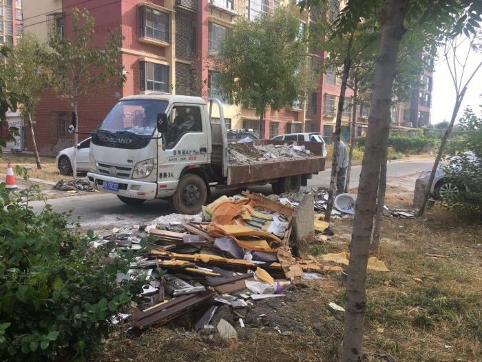 建筑垃圾清理服务