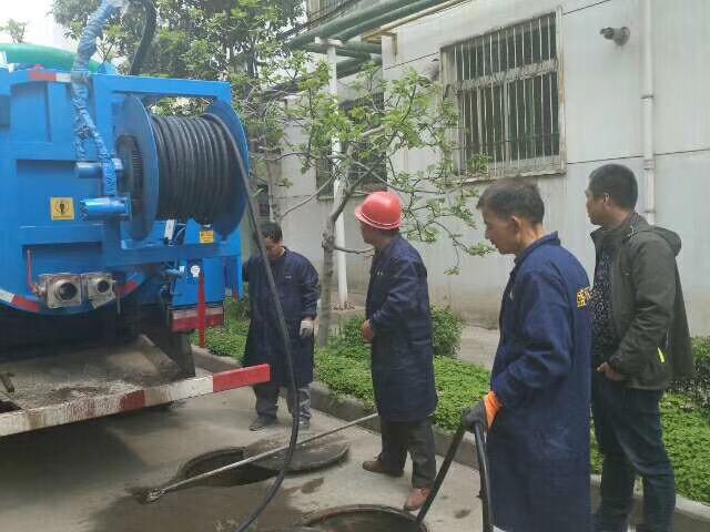 西安化粪池清理服务