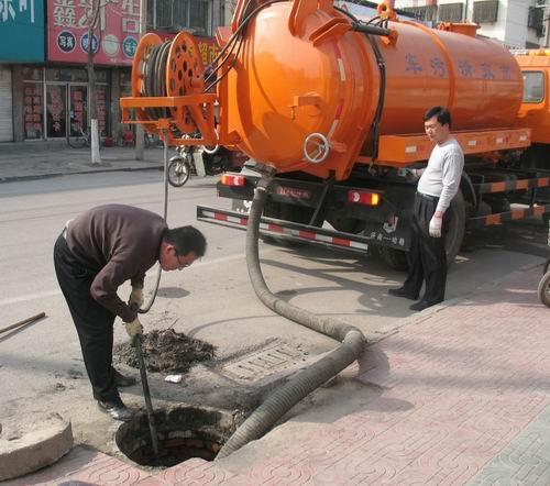 西安化粪池清理