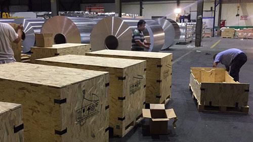 西安可循环木包装箱厂家