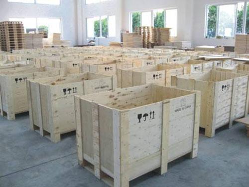 西安木包装箱厂家
