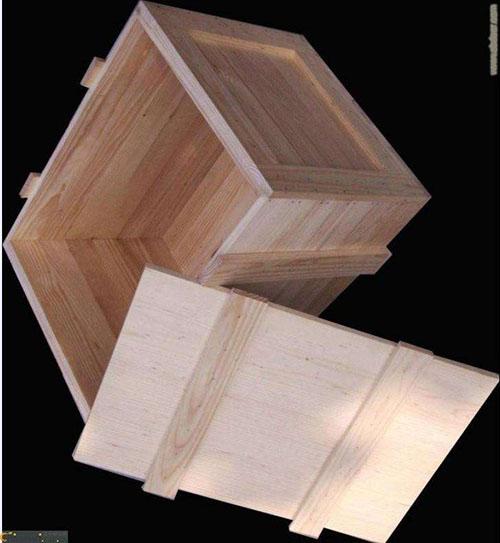 西安木质包装箱厂家