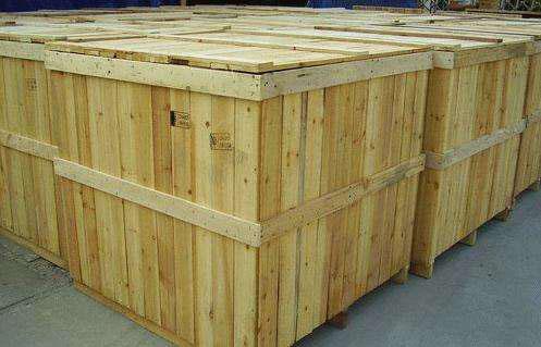 木包装箱的分类
