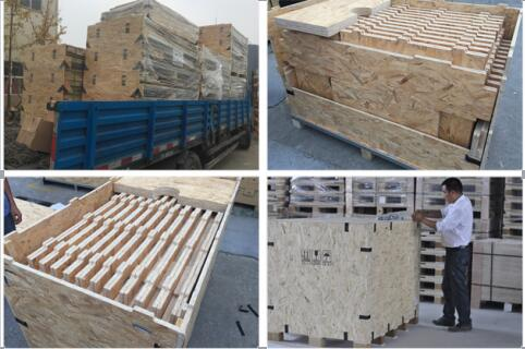 西安可循环木包装箱加工