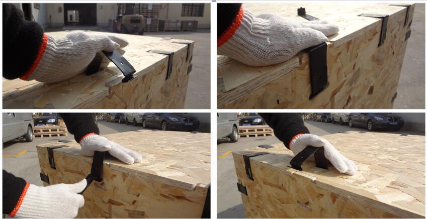 西安可循环木包装箱销售
