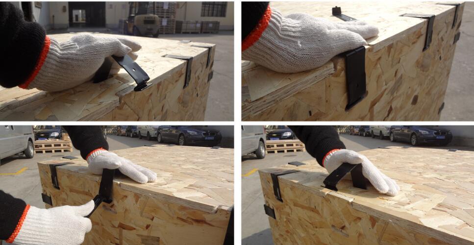 可循环木包装箱