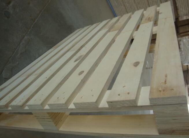 花格胶合板木托盘