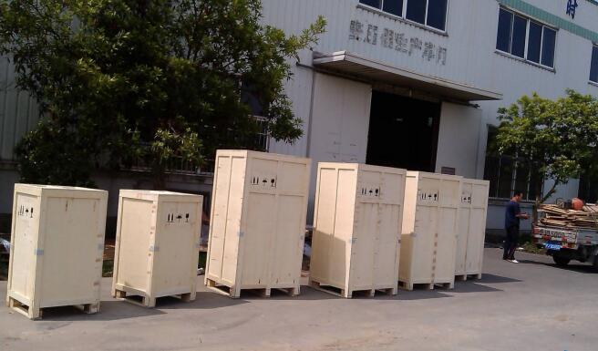 出口木包装箱-纯胶合板免检木包装箱
