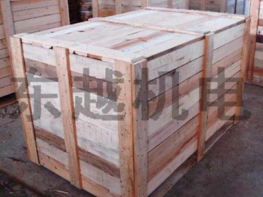 物流市场中常用的三种木包装箱