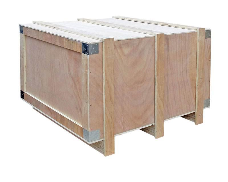 东越机电设备包装:木质包装箱怎么选择?