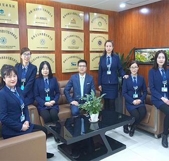 西安移民公司团队展示