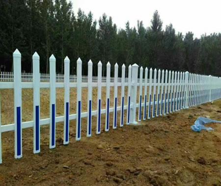 PVC围墙护栏用途