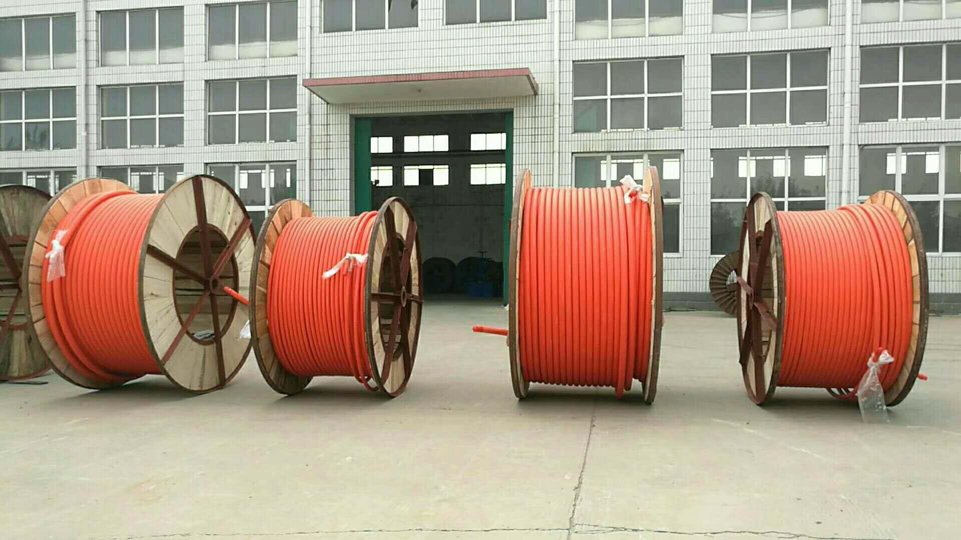 矿物质电缆生产